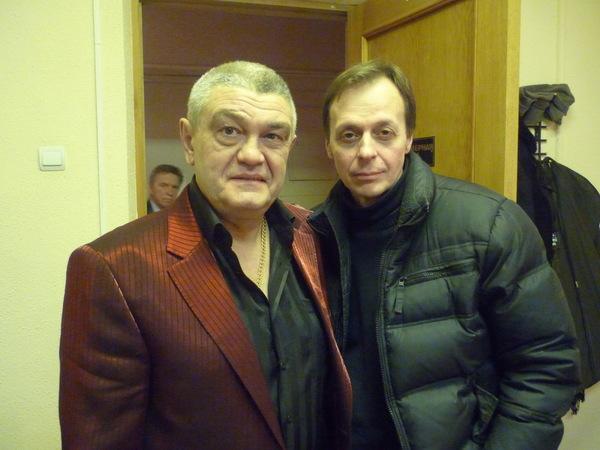 Владимир Тимофеев и Игорь Латышко