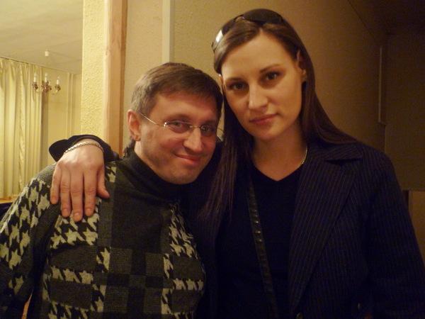 Мафик и Илона Тюмина