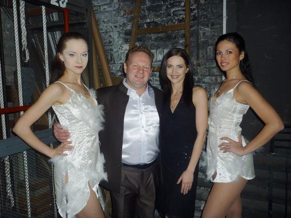 Александр Стволинский и его группа