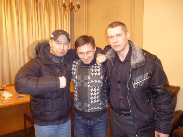 Михаил Малышев, Мафик и Виталий Волк