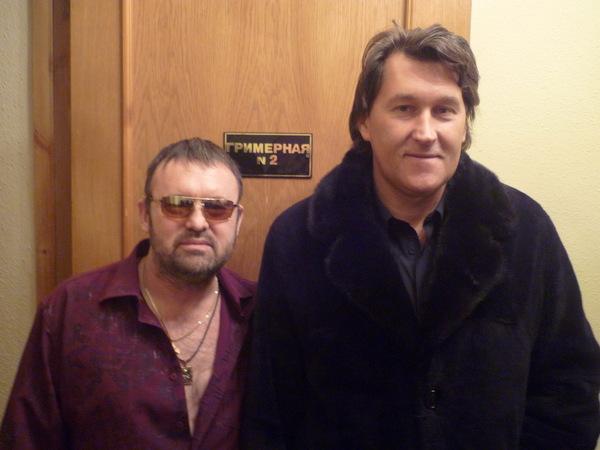 Алексей Созонов и Владимир Черняков