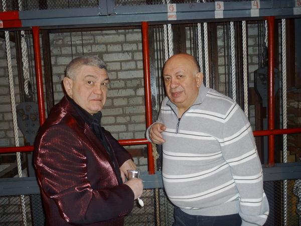 Владимир Тимофеев и Зиновий Бельский