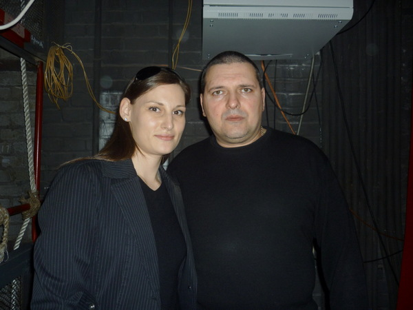 Илона Тюмина и Александр Звинцов