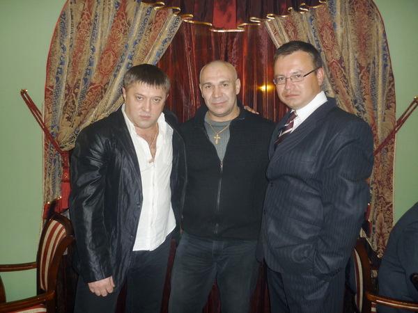 Николай Белов, Леонид, Николай Орловский - Санкт-Петербург