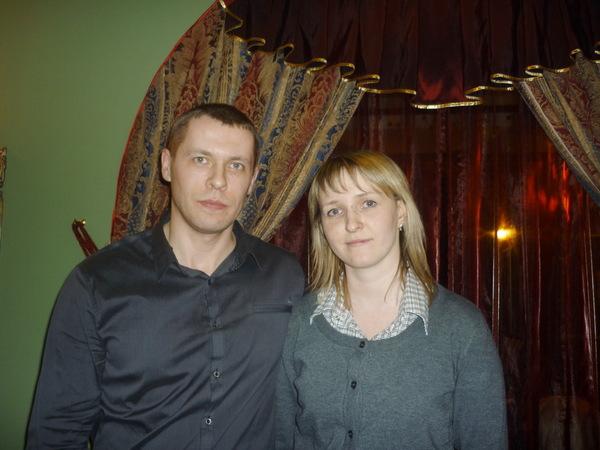 Волк (Ростов-на-Дону) и Светлана Никитина