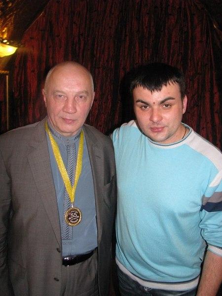 Владимир Окунев и Пётр Гара (Москва)
