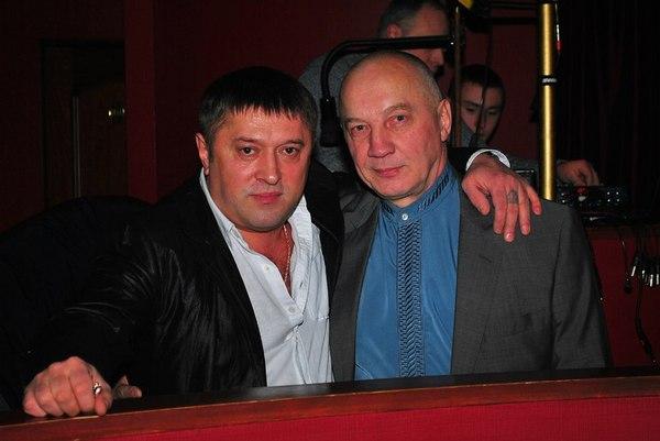 Николай Белов и Владимир Окунев
