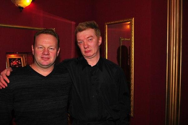 Александр Стволинский и Сергей Спиридонов