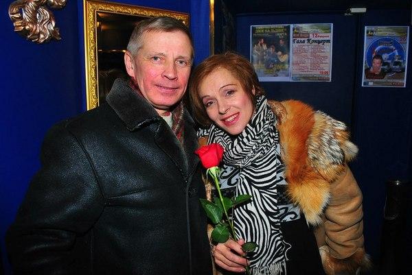 Наталья Сорокина и Алексей Краев
