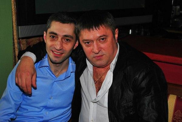 Радион Оваканян и Николай Белов