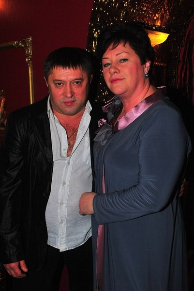 Николай Белов и Нина Караева