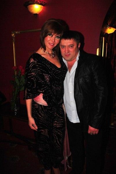 Светлана Фед и Николай Белов