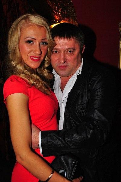 Анна Ричч и Николай Белов