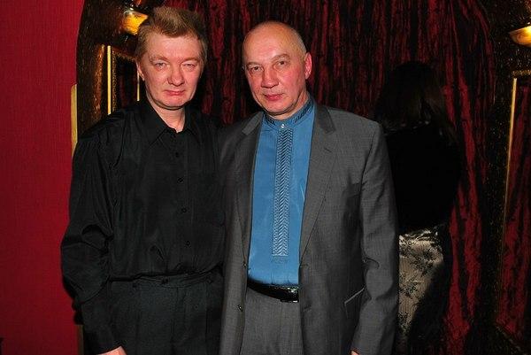 Сергей Спиридонов и Владимир Окунев