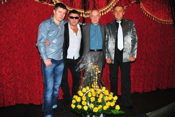 Дмитрий Подколзин, Николай Белов, Владимир Окунев и Паша Юдин