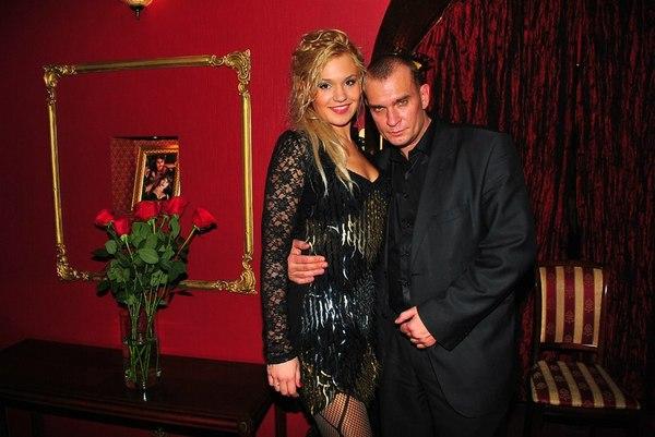 Ирма Брик и Сергей Зелинский