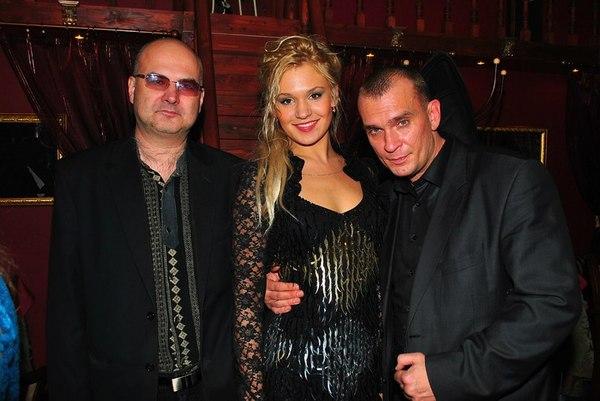 Валерий Худошин, Ирма Брик, Сергей Зелинский