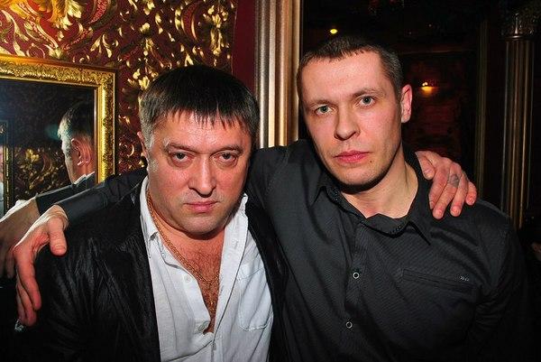 Николай Белов и Виталий Волк