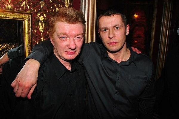 Сергей Спиридонов и Виталий Волк