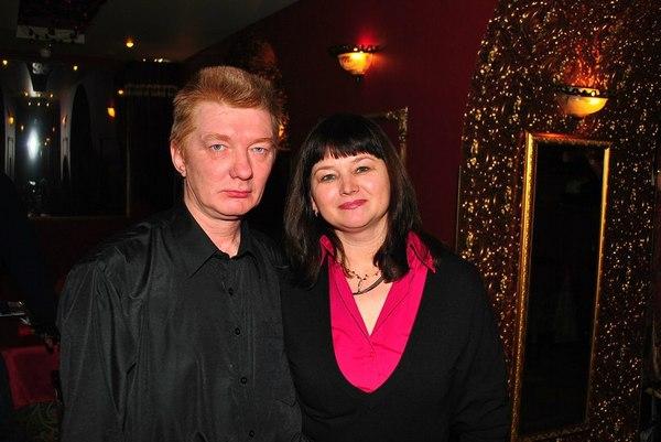 Сергей Спиридонов и Оля Вольная