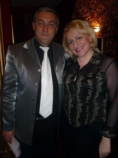 Паша Юдин и Наталья Войс