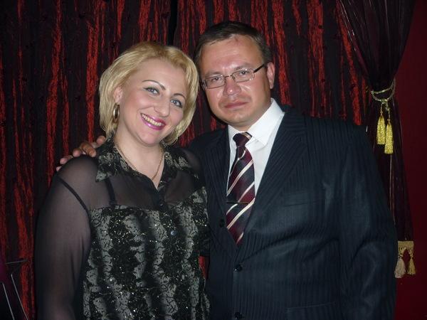 Наталья Войс и Николай Орловский