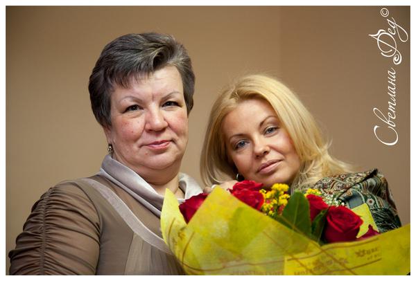 Ольга и Наташа Галич