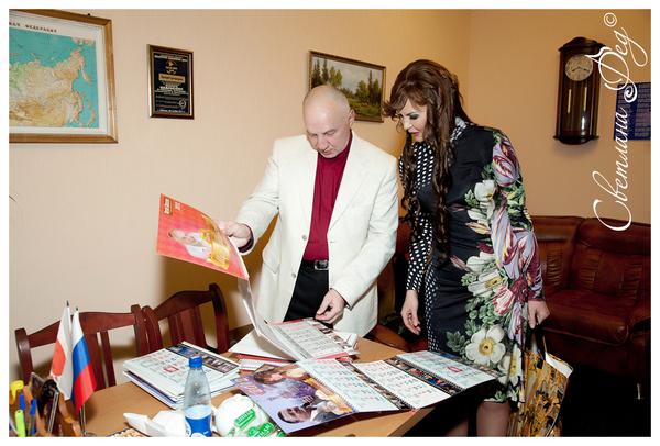 очаровательная Светлана Фед и Владимир Окунев