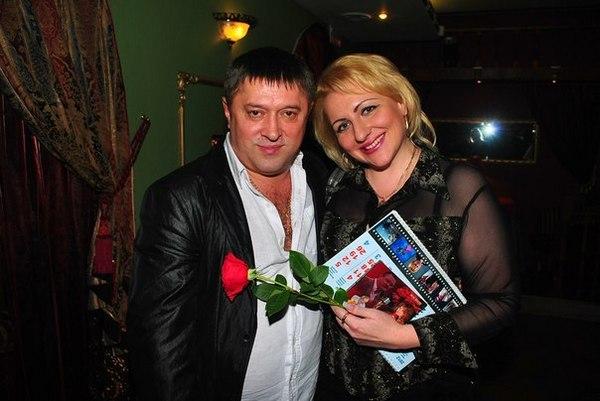 Николай Белов и Наталья Войс
