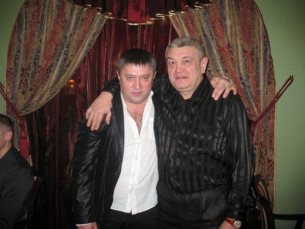 Николай Белов и Владимир Тимофеев