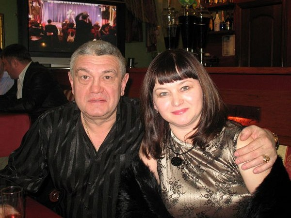 Владимир Тимофеев и Оля Вольная