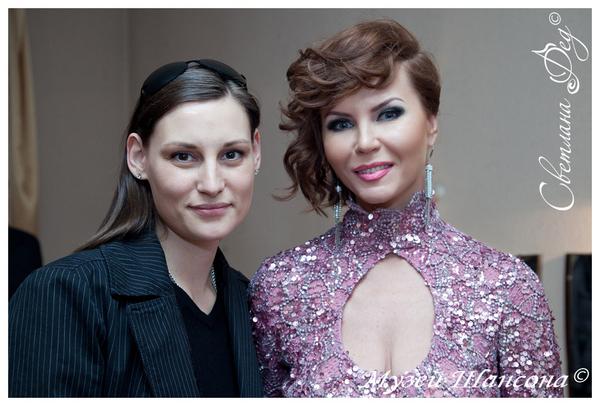 Светлана Фед и Илона Тюмина