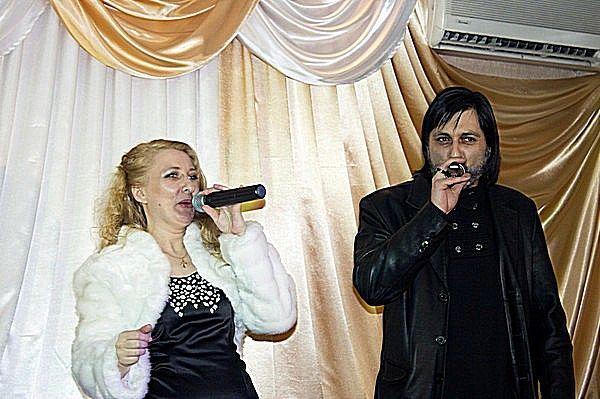 Таня Северная и Робик Чёрный