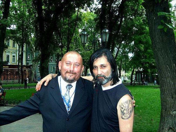 с Александром Климовым