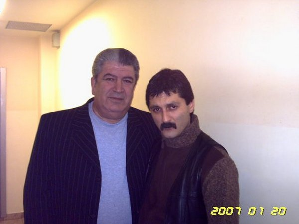 Бока (Борис Давидян) и Робик Чёрный