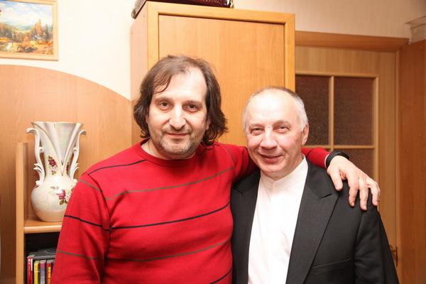 Марк Винокуров и Владимир Окунев