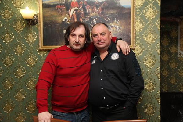 Марк Винокуров и Валерий Петрович Загороднюк