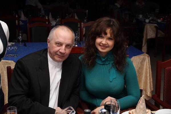 Владимир Окунев и Марина Редкая