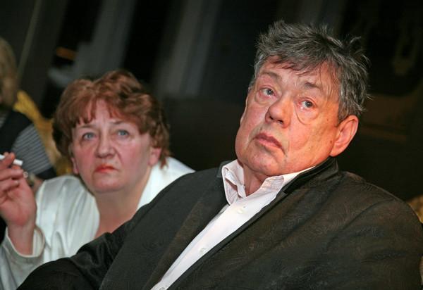 Елена Суржикова и Николай Караченцов