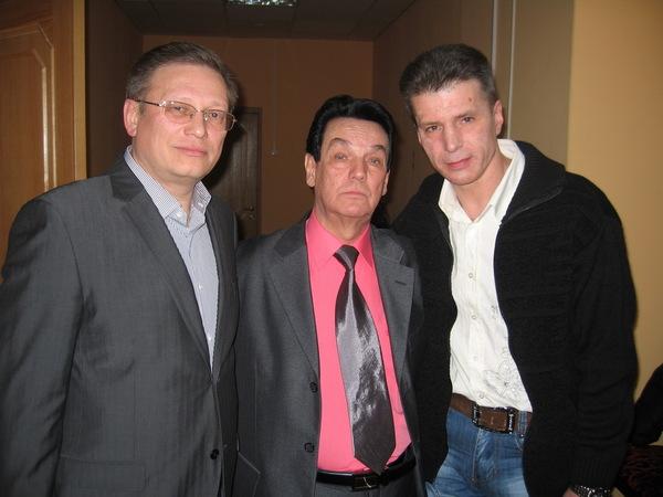 Андрей Большеохтинский, Эдуард Кузнецов, Денис Стрельцов