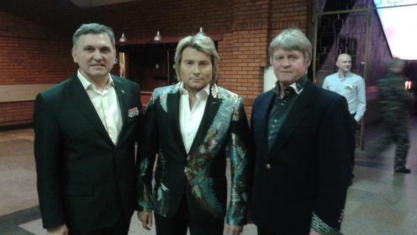 Юрий Шишкин, Николай Басков, Евгений Куневич