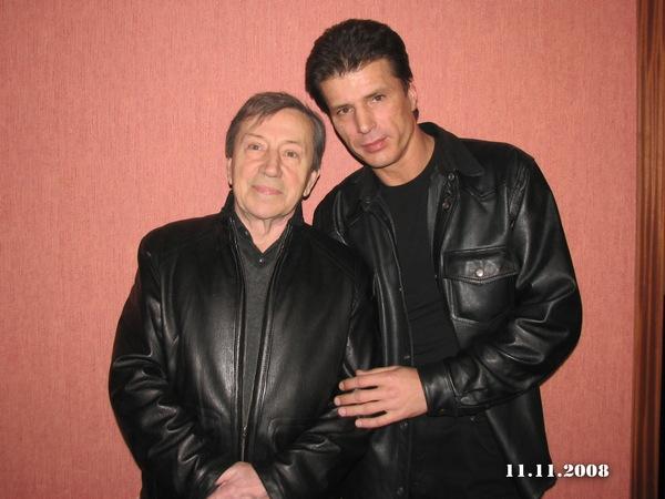 Сергей Иванович Маклаков и Денис Стрельцов