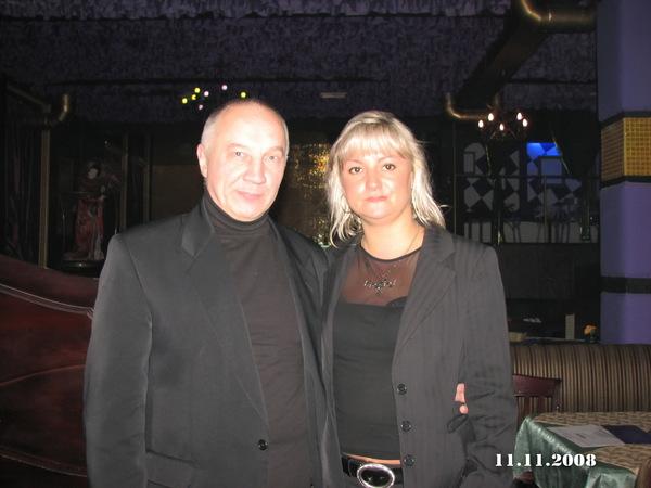 Владимир Окунев и Юлия Федорина