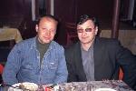 Владимир Трофимов-Рубцовский и Виталий Шабунин