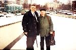 Вадим Гусев и Владимир Окунев