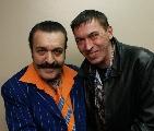 Вилли Иванович Токарев и Евгений Алтайский