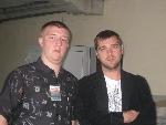 Сергей Панюшкин и Сергей Куприк