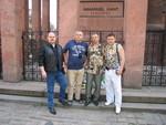 Калининград, могила Канта