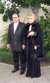 Зиновий Шершер и жена Мара Шампанская