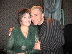 Галина Ненашева и В. Утёсов